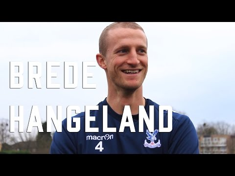 Brede Defends His Corner - Twitter chat with Hangeland.