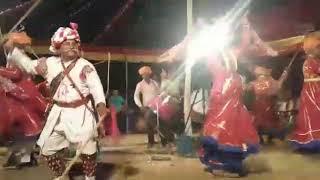 Gear danch rajsthani folk artist