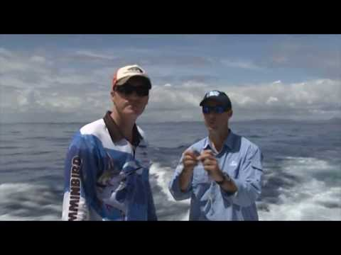 BLA - RU4Reel Charters - Trolling Marlin on Skirts