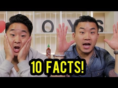 10 FACTS ABOUT THE FUNG BROS