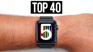 watchOS 5 - Was ist neu? | TOP 40 Highlights