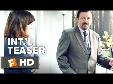 David Brent: Life on the Road Official International Teaser Trailer #1 (2016) - Movie HD