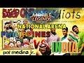 Philippines vs India - National Arena - Mobile Legends: Bang Bang MP3