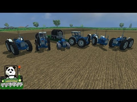 Farming Simulator 2013 Mod Review Ford Force Conversions NI Modding