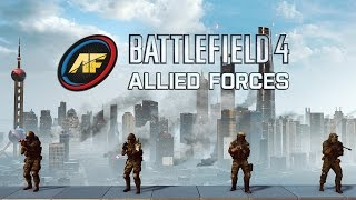 ALLIED FORCES: BF4 Competitive Team Trailer