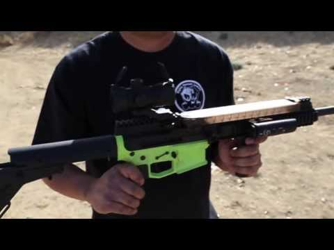 EP Armory EP 80 - 80 percent Lower receiver in action