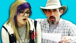 Teens React to Facebook Parenting_ For the Troubled Teen