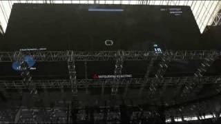 Thumb Jugando Halo en el Cowboys Stadium con pantalla de 49×22 metros