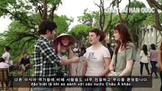 Tại sao người nước ngoài du lịch Việt Nam? Why do foreigners travel to Vietnam?