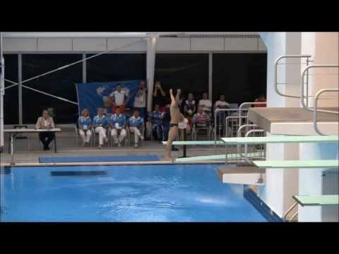 Best Dives of A-Boys 1m Final - Diving Junior World Championships 2012