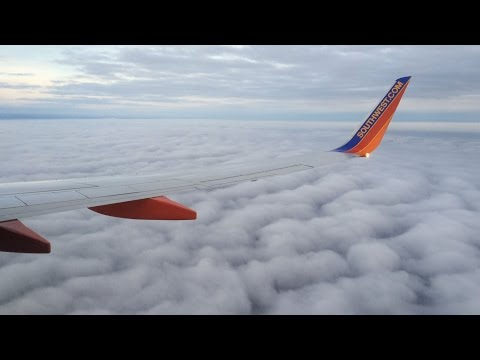 Southwest Airlines Boeing 737-700 (N290WN) Landing in Nashville International Airport (BNA)