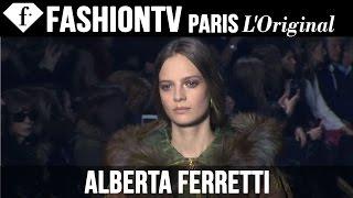 Alberta Ferretti Fall/Winter 2014-15 FIRST LOOK | Milan Fashion Week | FashionTV