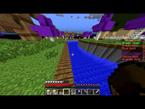 Minecraft PvP - Project Ares Ep1. Triple Modo!