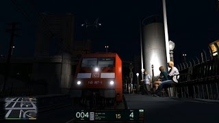 GTA 5 - Train Stations V