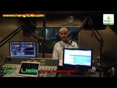 Program Muslim First Channel- Ust Abu Fatiyyah Amin-