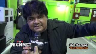Technomania Captain Hollywood Project  en Chorrillos 1