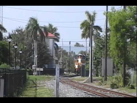 The Tropicana Juice Train at Bradenton, FL - July 27, 2012