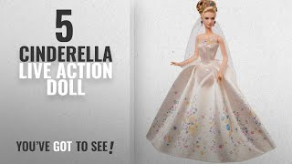 Top 10 Cinderella Live Action Doll [2018]: Disney Wedding Day Cinderella Doll (Discontinued by