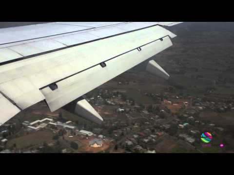 Virgin Australia Flight  Brisbane to Nadi Viti Levu Fiji