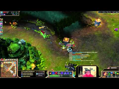 Scarra Playing Katarina Mid 59 The Stomp Patch 4 17 video