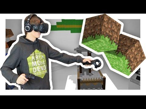 ЛУЧШИЙ ИНСТРУМЕНТ ДЛЯ MINECRAFT В VR - 3D SUNSHINE