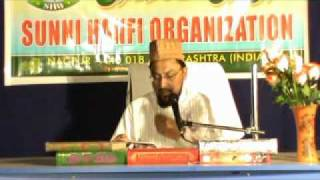 ahle quran firqa,ahle kitab (quranist group) exposed by mohammad farooque khan razvi part4.flv