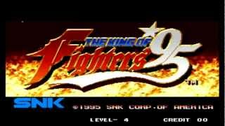 K.O.F. King of Fighters (All Intros 94-10th) [1080p]