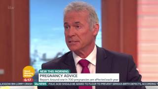 Folic Acid Is Vital To Getting Pregnant | Good Morning Britain