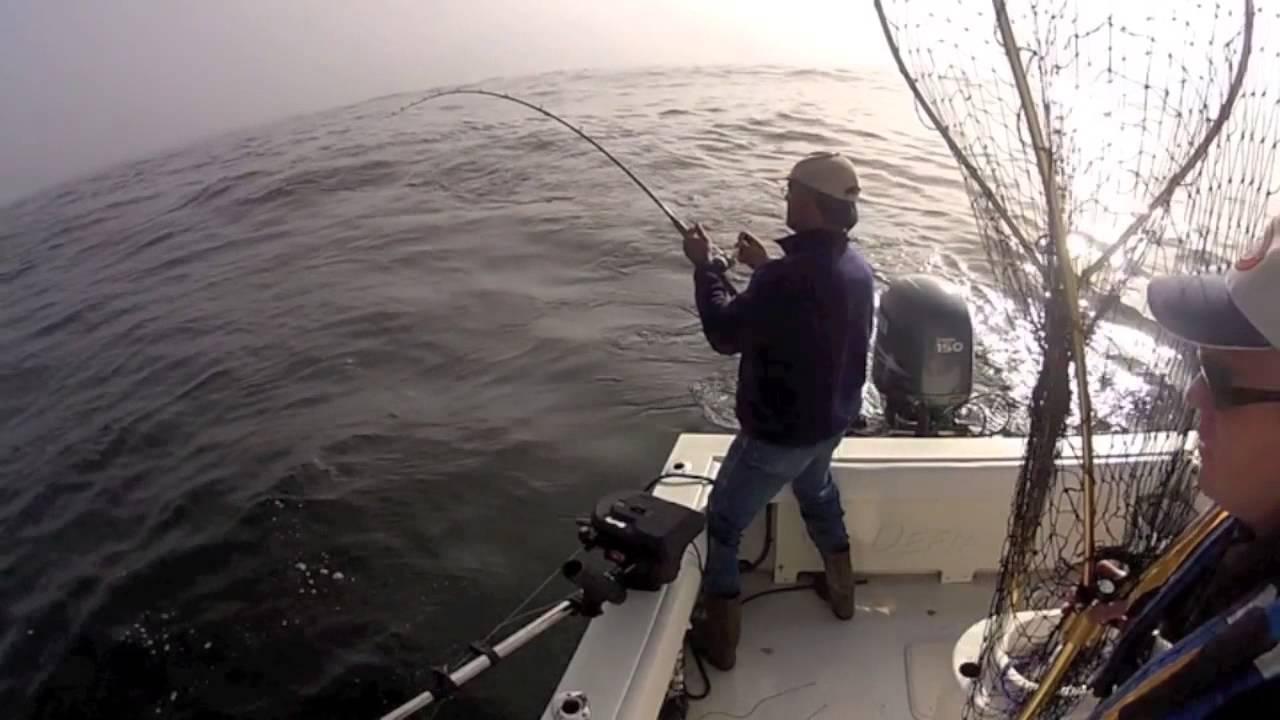 Jackie blue bodega bay salmon fishing 10 28 12 youtube for Bodega bay fishing reports