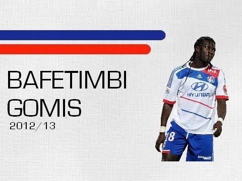 BAFETIMBI GOMIS | Goals, Skills | Olympique Lyon | 2012/2013 [HD]