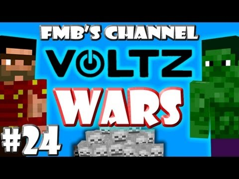 Voltz Wars #24 ME Awesome Storage!