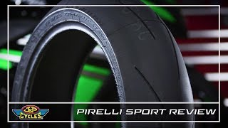 Pirelli Diablo and Pirelli Diablo Supercorsa  Motorcycle Tire