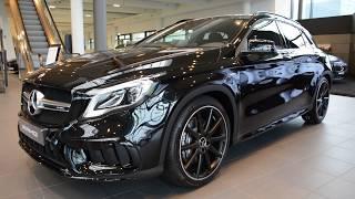 2019 New Mercedes GLA 45 AMG Exterior