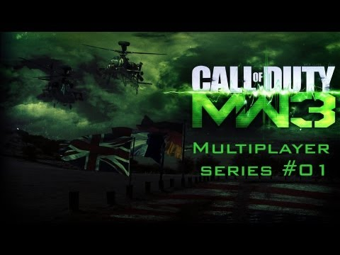 Call Of Duty MW3 Multiplayer Series #01