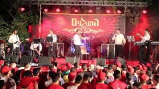 הופעה מטורפת!!!!!!!! של אהרון רזאל יידל ורדיגר יצחק פוקס עם תזמורת המנגנים