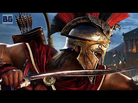 Assassins Creed. Odyssey. O Filme Dublado