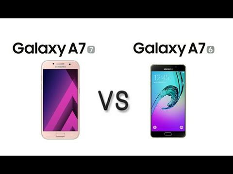 Galaxy A7 (2017) vs Galaxy A7 (2016) - Early Specs Comparision!!!