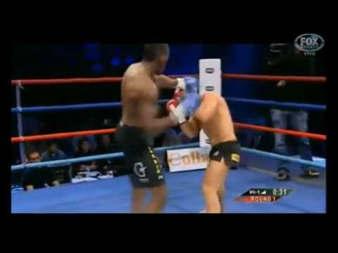Mike Zambidis vs Murthel Groenhart Κ-1 World Max 2012 Final 8 Athens