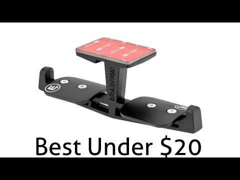 Best Headphone Hanger Brainwavz Truss Review