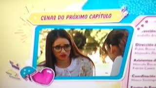 Sou Luna 3- Avance Cap 20- Beijo de Matteo e Emília- Dublado