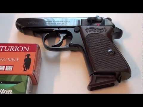 Walther PPK L 22lr