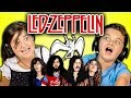 KIDS REACT TO LED ZEPPELIN MP3