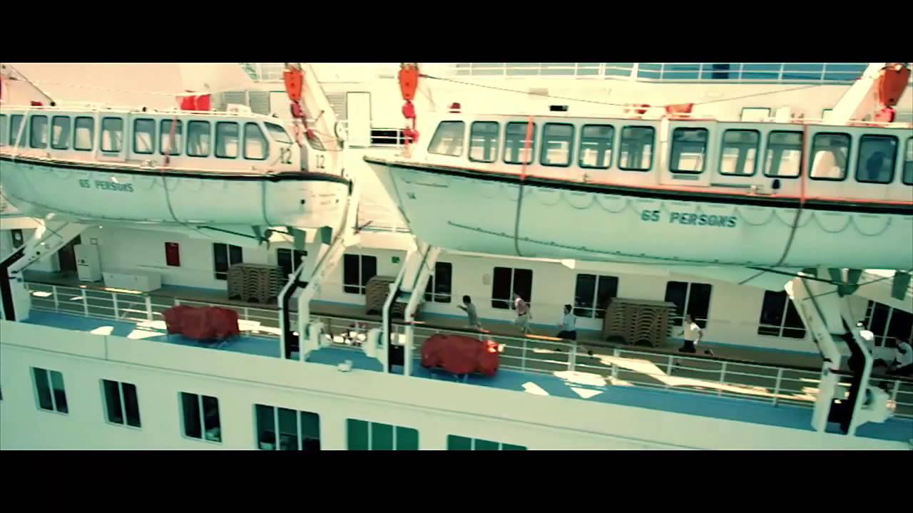 Thomson Platinum Cruises  Freerunning On Thomson Dream