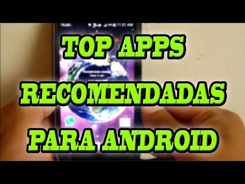 Las Mejores Aplicaciones Android Recomendadas [Tiempo en Vivo] por MiSoTa94