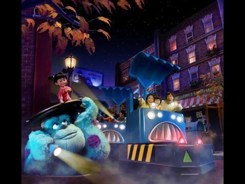 "TDL 東京ディズニーランドTokyo Disneyland人気アトラクション「モンスターズ・インク""ライド&ゴーシーク」"