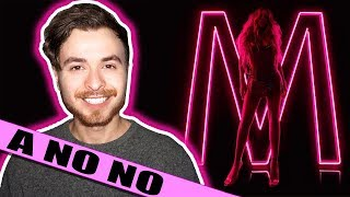 Mariah Carey A No No Song Reaction