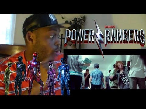 Power Rangers (2017 Movie) Official Teaser Trailer – 'Discover The Power' REACTION!!!