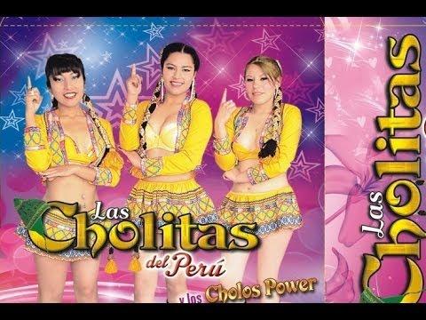 Las Cholitas del Peru - VIDA MIA  (Primicia 2014)