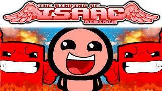 The Binding of Isaac REBIRTH: ISAAC FINDS HIS SMILE