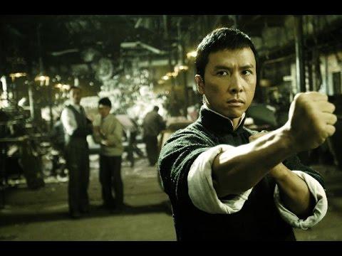 Jet Li VS Wu Shu Master